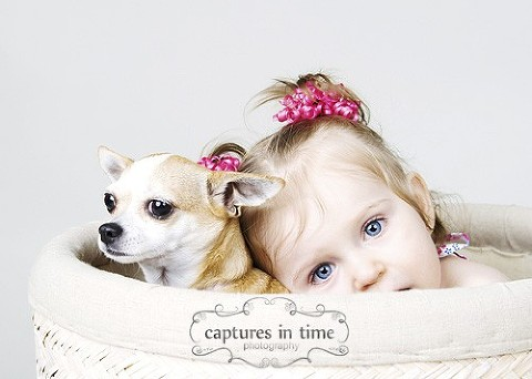 1 Year Old Already | Captures in Time Photography | MO