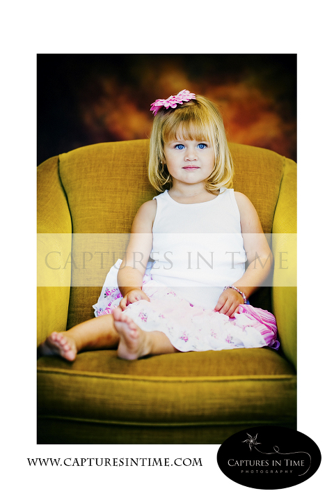 Getting a Toddler to Cooperate for Photography Session