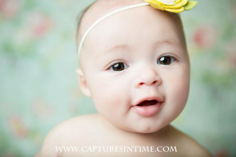 Baby Shoot for June