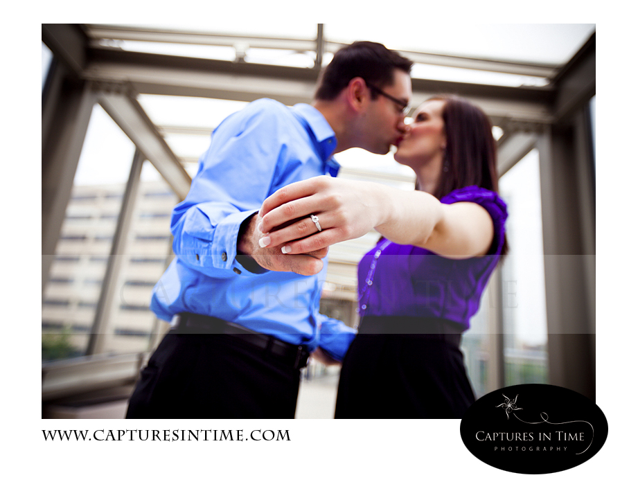 Union Station Engagement Session