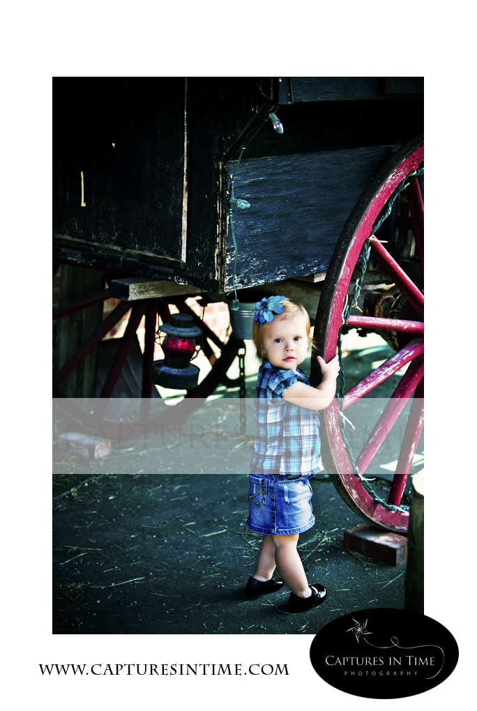 toddler with wagon wheel lexington mo