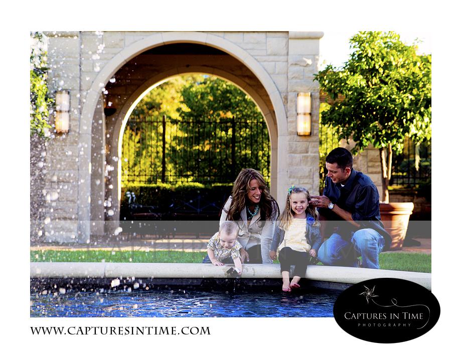 Kansas City Family Photographer | Kauffman Gardens |