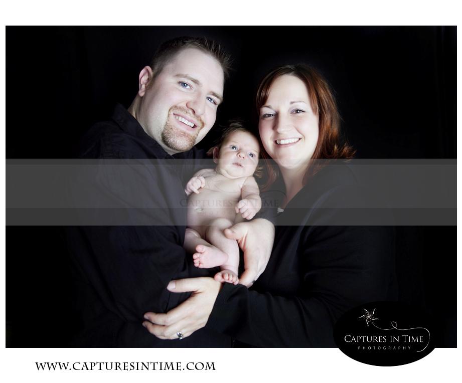 3 Weeks Kansas City Newborn Photographer