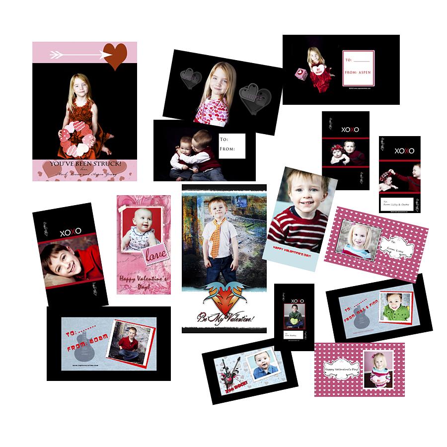 Kansas City Child Photographer Happy Valentine's Day