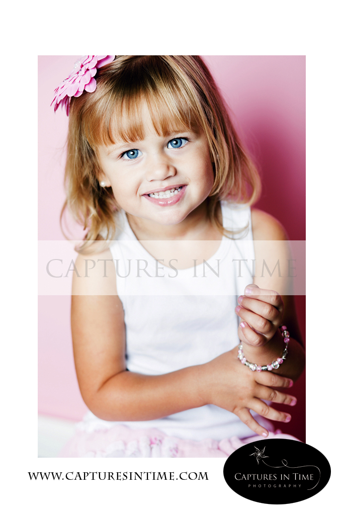 toddler girl pink backdrop