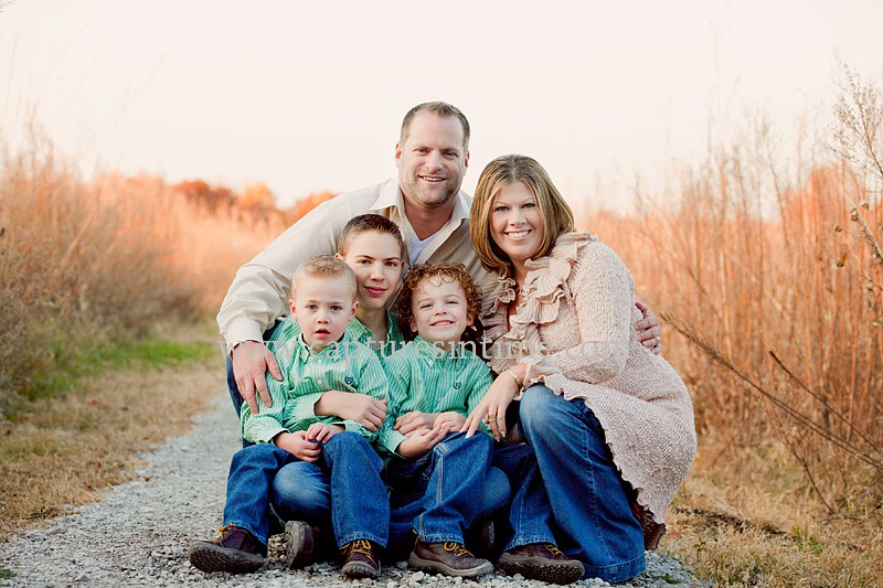 Kansas City Family Outdoor Photos