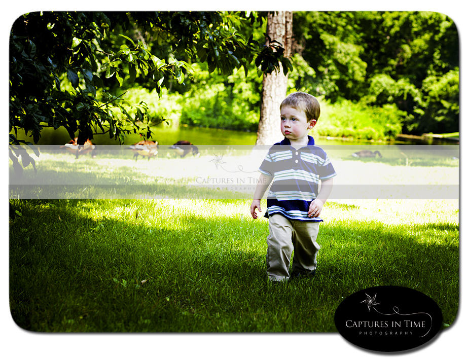 Kansas City Child Photographer A Little Man