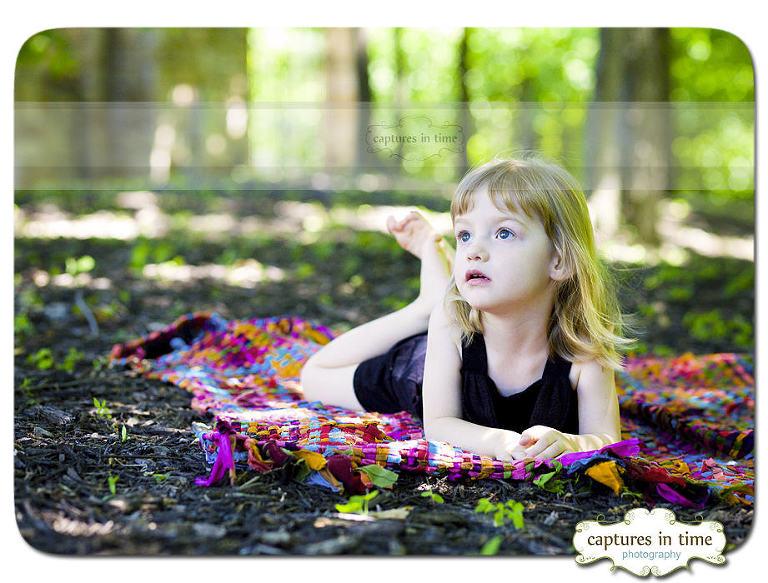 Three Years Old | Kansas City Child Photographer