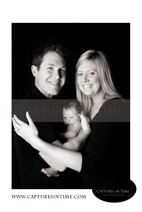 Baby H Kansas City Newborn Photographer