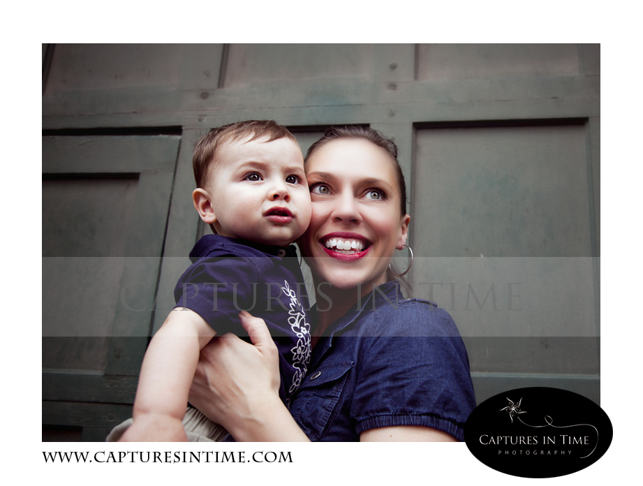 Urban Family | Kansas City | Captures in Time Photography