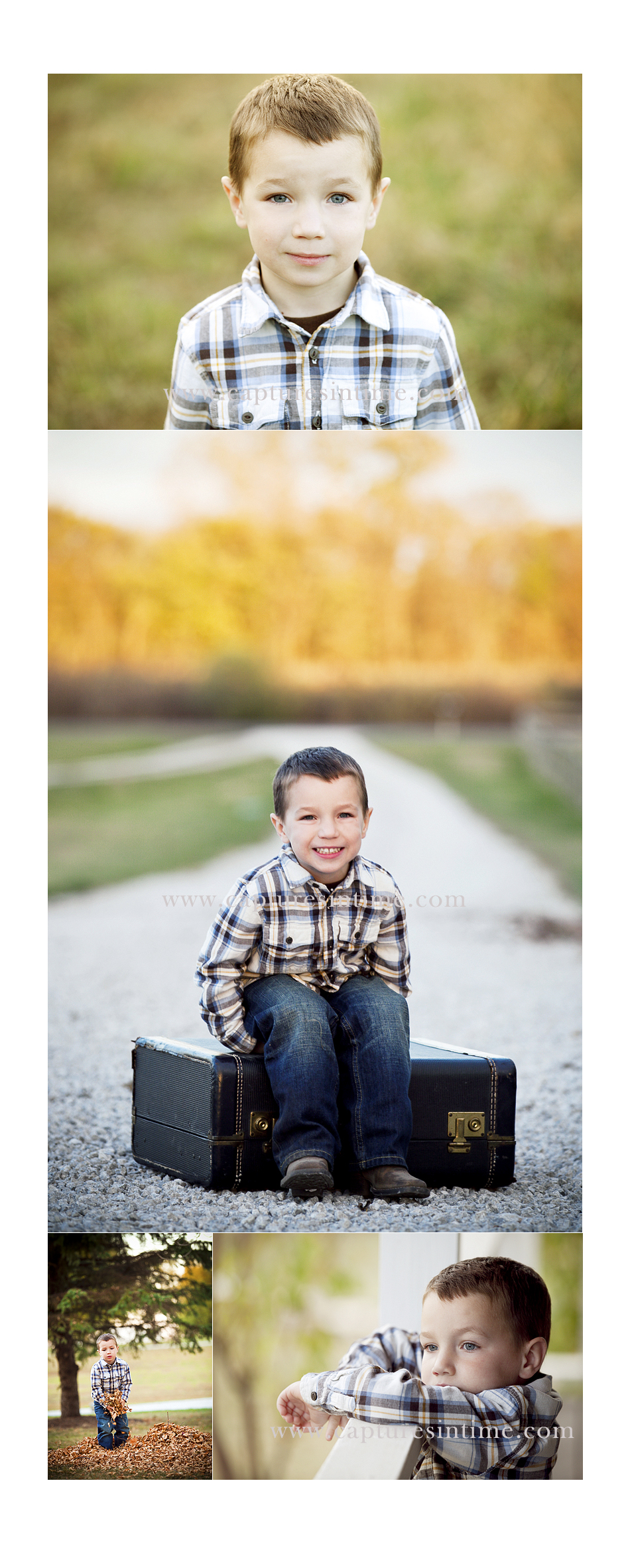 A Soft Country Family Session in Lonejack | Kansas City Missouri