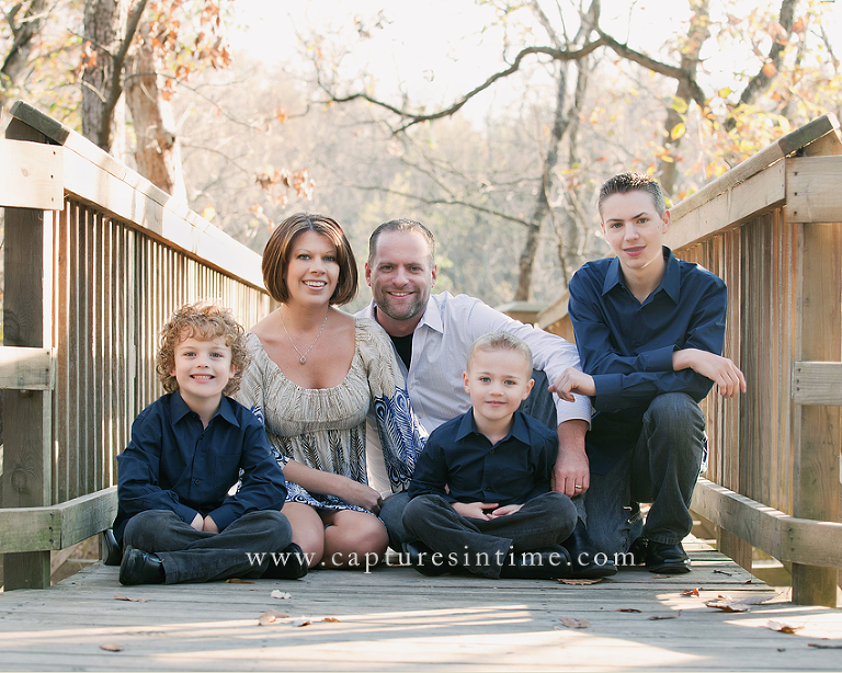 Kansas City Outdoor Family Photography
