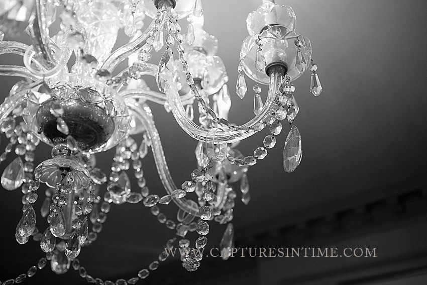 Simpson House Kansas City chandelier