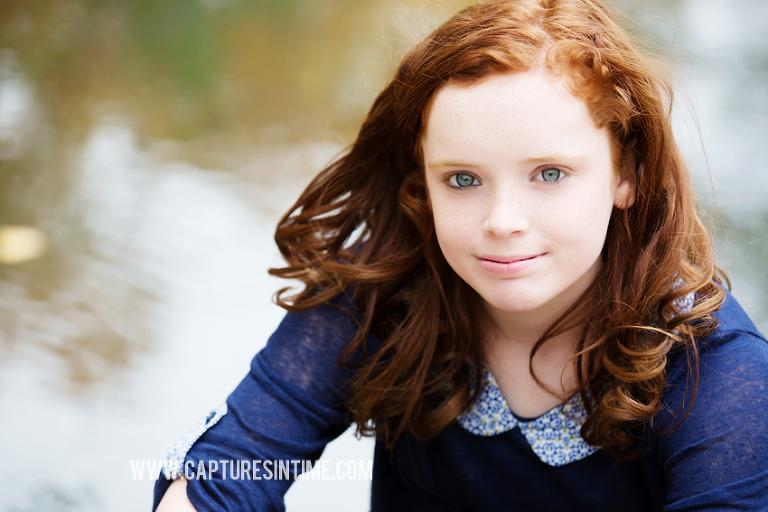 redhead kc family photographer