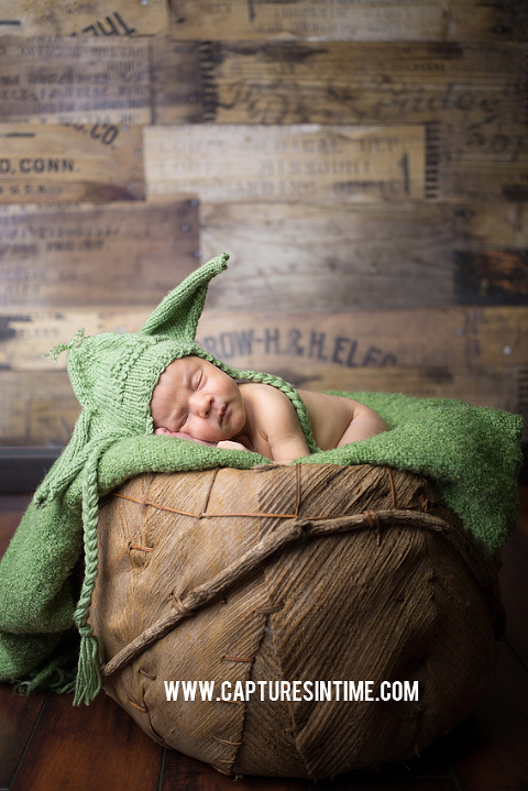 Kansas City 1 Week Newborn Photography