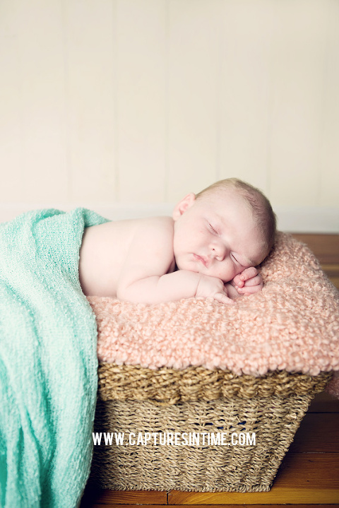 Not To Late for a Newborn Shoot | Jackson County MO