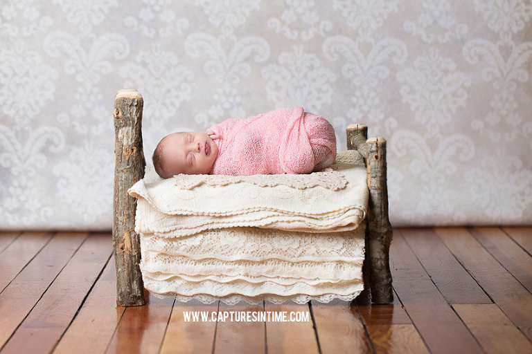 Grain Valley Newborn Photography Session | Meet Little Olivia