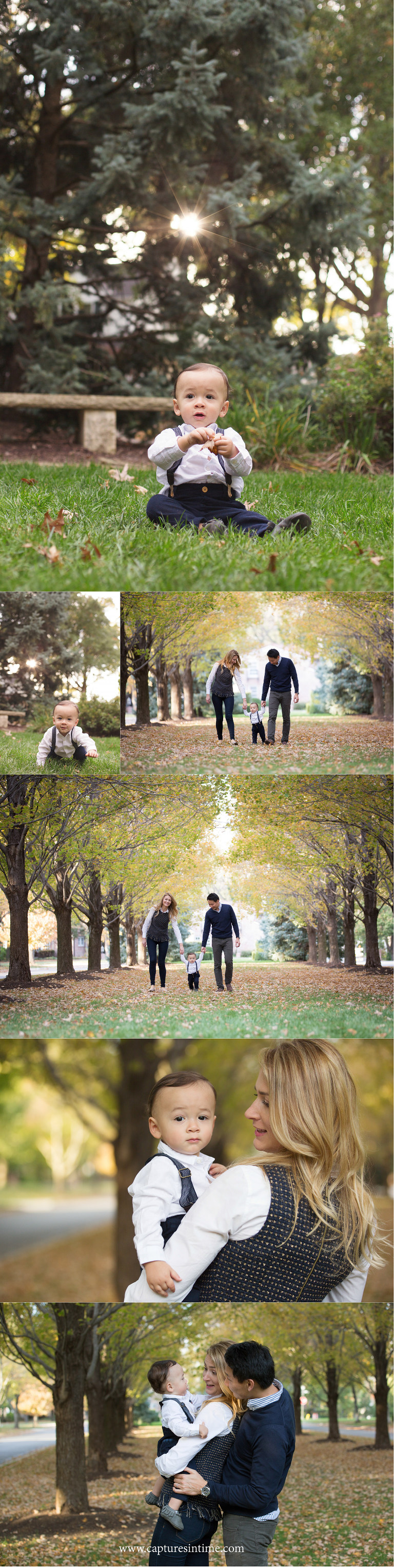 Family Photography Session in Mission Hills